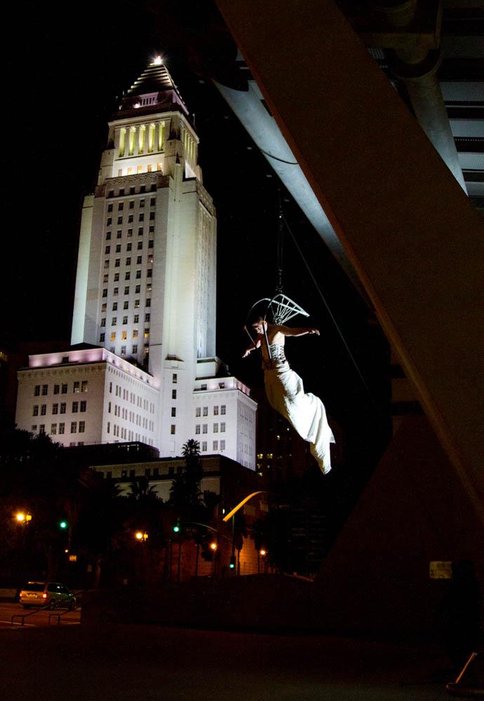 Guerilla Installations In Los Angeles