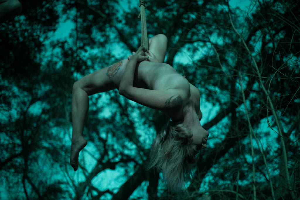 Suspension Shoot With Moss Von Faustenberg