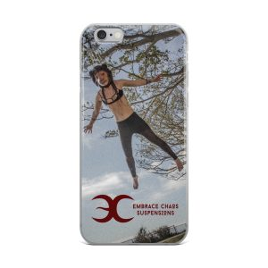 """Jayne Gray"" iPhone Case"